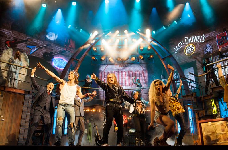 Rock på China Teatern