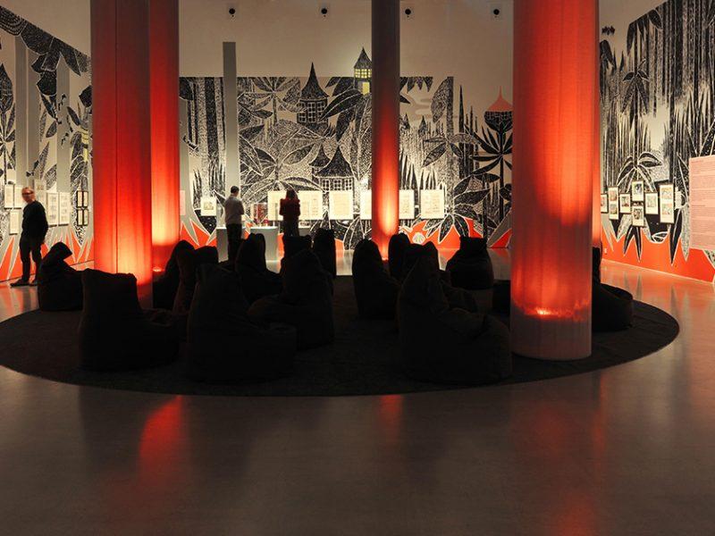 Otämjd och stilla natur för Tove Jansson-utställning på Göteborgs Konstmuseum