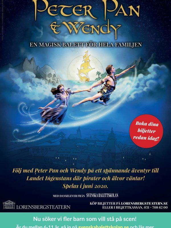 Peter Pan affisch